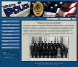 Burlington Police Officers Association Website