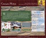 Chris McBride Website