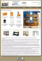 Elegant Platform Beds Website